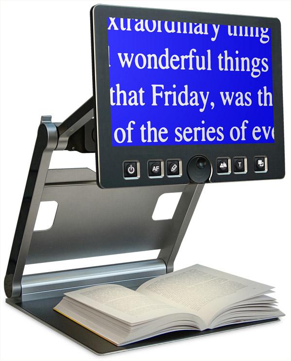 Video-agrandisseur-visio-book-baum
